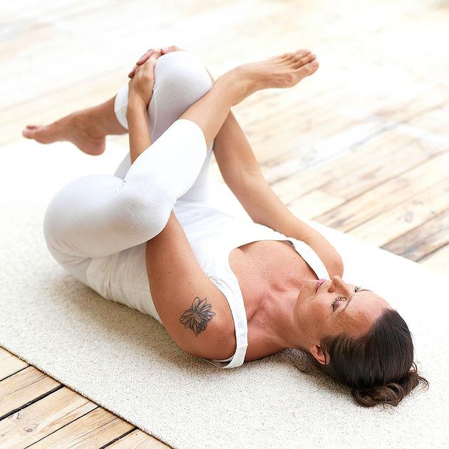 berna çalış ile yin yoga